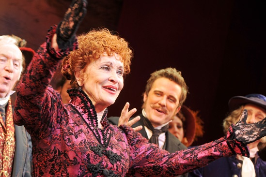 Chita Riveras &lt;i&gt;Drood&lt;/i&gt; Birthday  Jim Norton  Chita Rivera  Will Chase