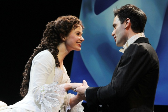 Phantom – 25th Anniversary – Sierra Boggess – Ramin Karimloo