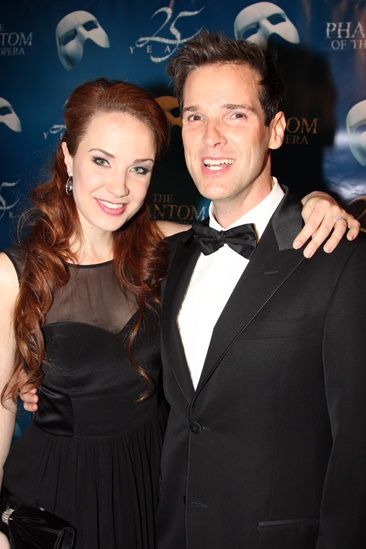 Phantom – 25th Anniversary – Sierra Boggess – Hugh Panaro