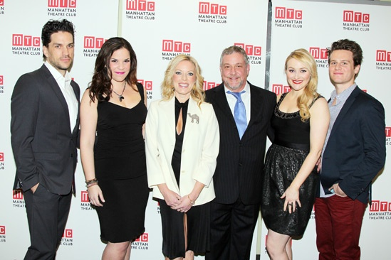 MTC Winter Gala - Will Swenson - Lindsay Mendez - Sherie Rene Scott - Michael Bush - Betsy Wolfe - Jonathan Groff 