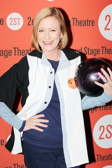 Second Stage Bowling 2013 - Eve Plumb