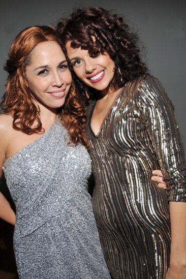 In The Heights Reunion Concert — Andrea Burns — Janet Dacal