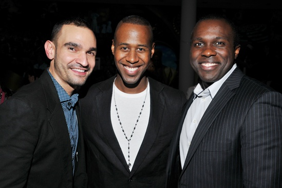 In The Heights Reunion Concert — Javier Munoz — Marcus Paul James — Joshua Henry