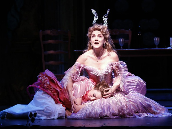 Show Photos - Cinderella - Victoria Clark - Laura Osnes