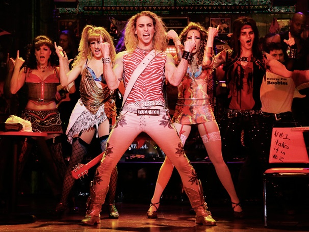 Show Photos - Rock of Ages - Joey Calveri