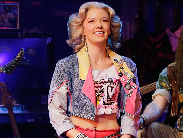 Show Photos - Rock of Ages - Kate Rockwell