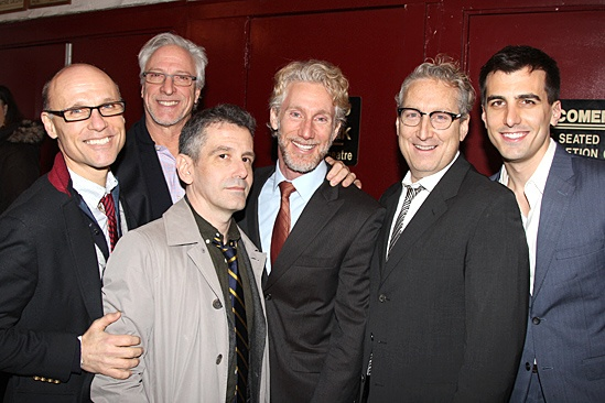 Really Really- Will Cantler- Robert LuPone- David Cromer -Blake West- Bernie Telsey- Paul Downs Colaizzo
