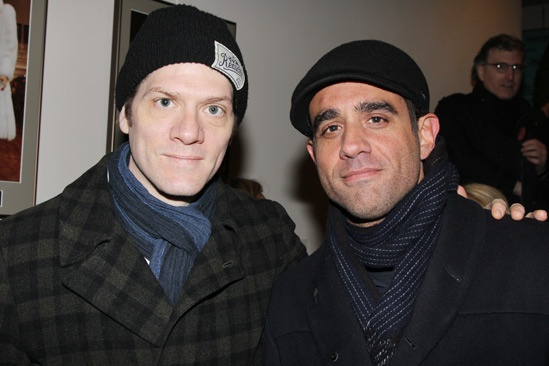 The Madrid  Opening Night  Adam Rapp  Bobby Cannavale