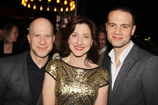 The Madrid – Opening Night – Richie Jackson – Edie Falco – Jordan Roth
