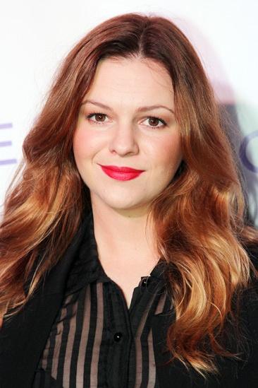 Tie The Knot – Press Event – Amber Tamblyn