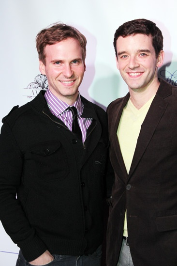 Tie The Knot – Press Event – Ryan Spahn – Michael Urie