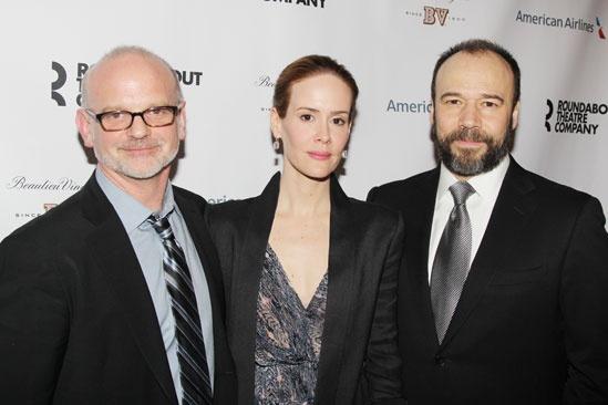 'Talley's Folly' Opening — Michael Wilson — Sarah Paulson — Danny Burstein