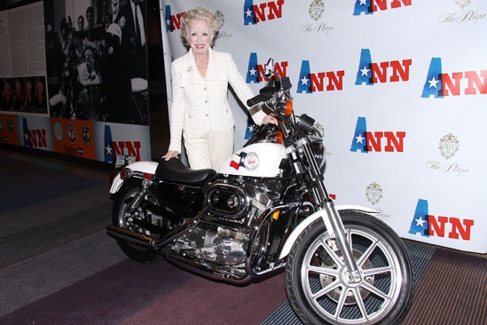 Ann- Holland Taylor