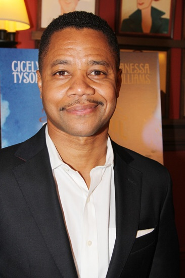 The Trip to Bountiful – Meet and Greet – Cuba Gooding Jr.