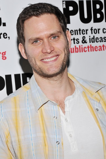 Public Theater Openings — Steven Pasquale