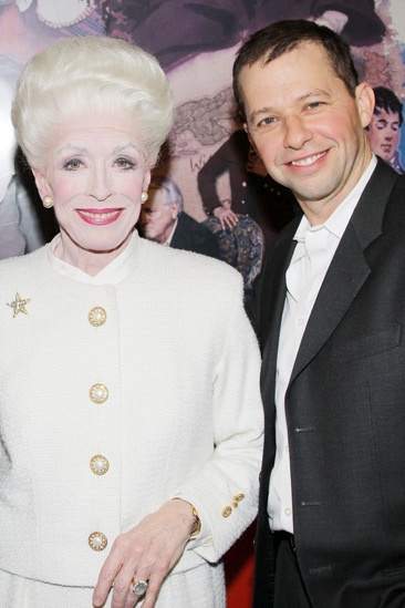 Jon Cryer at Ann – March 15 – Holland Taylor – Jon Cryer