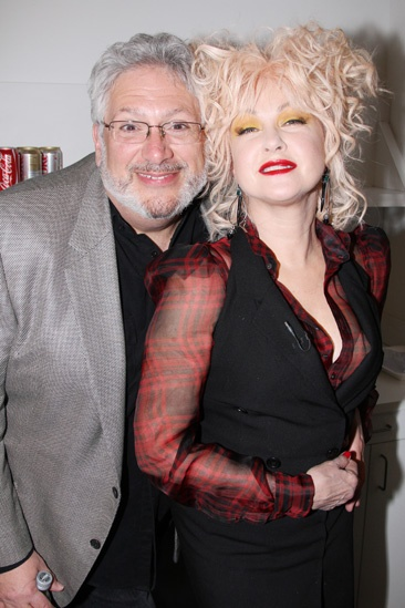 Kinky Boots- Harvey Fierstein- Cyndi Lauper