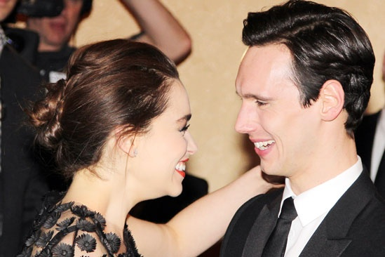 'Breakfast at Tiffany's' Opening — Emilia Clarke — Cory Michael Smith