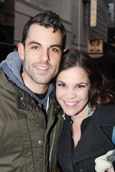 Hands on a Hardbody – Opening Night – Zak Resnick – Lindsay Mendez