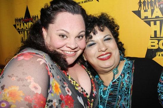 Hands on a Hardbody – Opening Night – Keala Settle - Norma Valverde