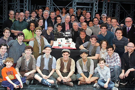 Newsies- Company