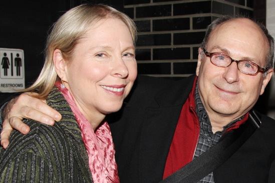 The Last Five Years – Opening Night – wife Sarah Kernochan - James Lapine