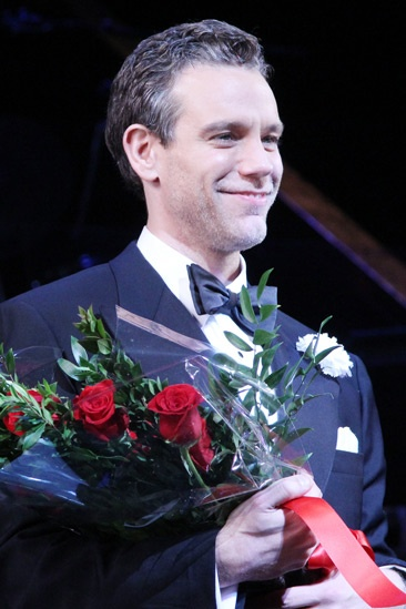 Chicago – Adam Pascal Opening Night – Adam Pascal
