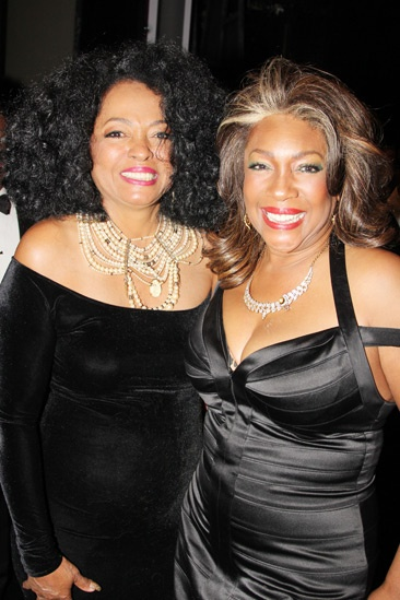 'Motown' Opening Night — Diana Ross — Mary Wilson