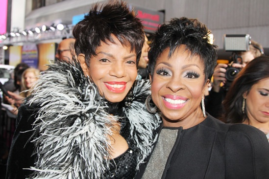 'Motown' Opening Night — Melba Moore — Gladys Knight