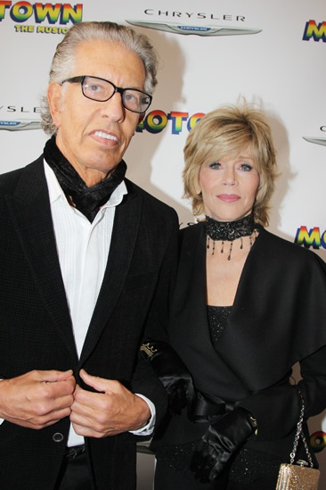 'Motown' Opening Night — Richard Perry — Jane Fonda