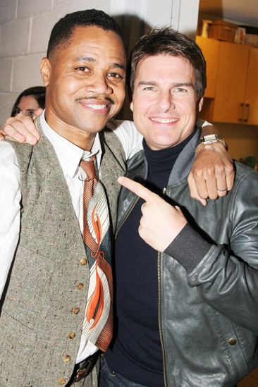 The Trip to Bountiful – Tom Cruise Visit – Cuba Gooding Jr. – Tom Cruise