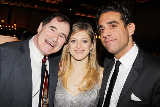 'The Big Knife' Opening — Richard Kind — Marin Ireland — Bobby Cannavale