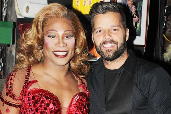 Kinky Boots- Ricky Martin