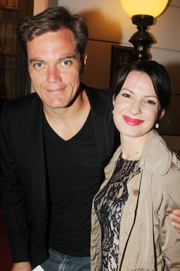 The Assembled Parties – Opening Night – Michael Shannon – Kate Arrington