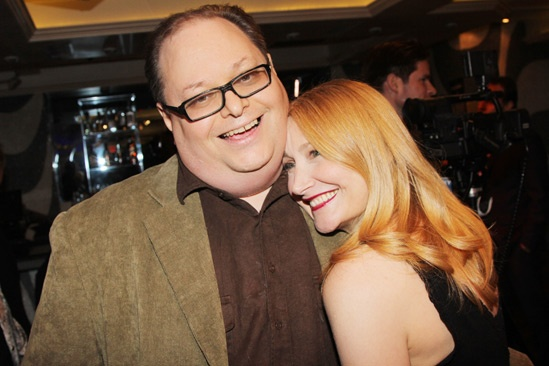 The Assembled Parties – Opening Night – Richard Greenberg – Patricia Clarkson