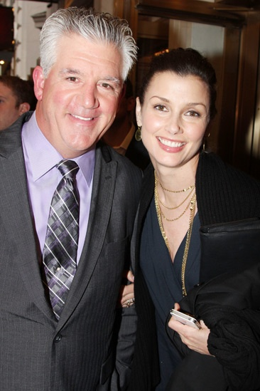 Orphans – Opening Night – Greg Jbara – Bridget Moynahan