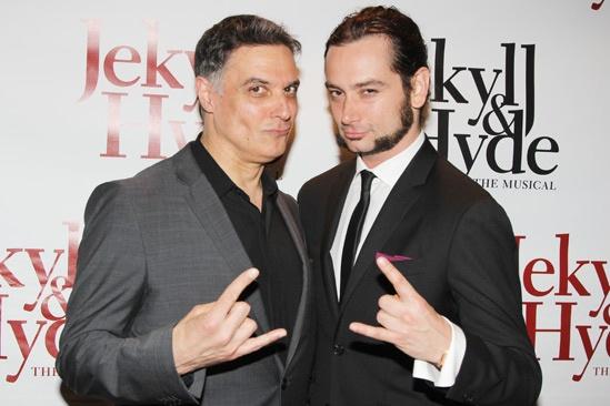 Jekyll & Hyde- Robert Cuccioli- Constantine Maroulis