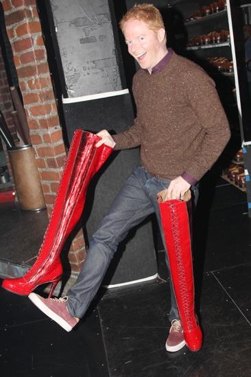 Kinky Boots- Jesse Tyler Ferguson