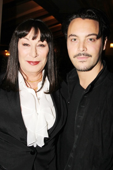 I'll Eat You Last- Anjelica Huston- Jack Huston