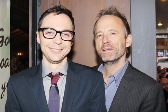 I'll Eat You Last- Jim Parsons- John Benjamin Hickey