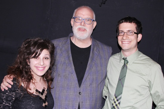 The Memory Show – Opening Night – Sara Cooper - William Finn – Zach Redler
