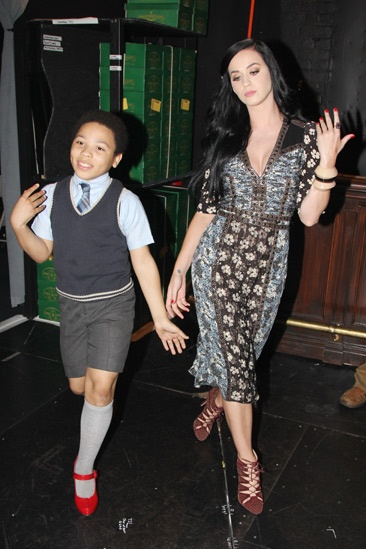 Kinky Boots- Marquise Neal- Katy Perry