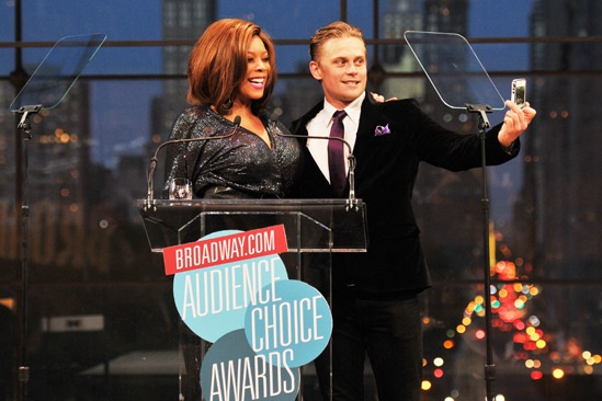 2013 Audience Choice Awards Ceremony — Wendy Williams — Billy Magnussen