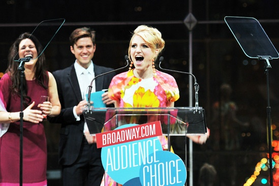 2013 Audience Choice Awards Ceremony — Annaleigh Ashford