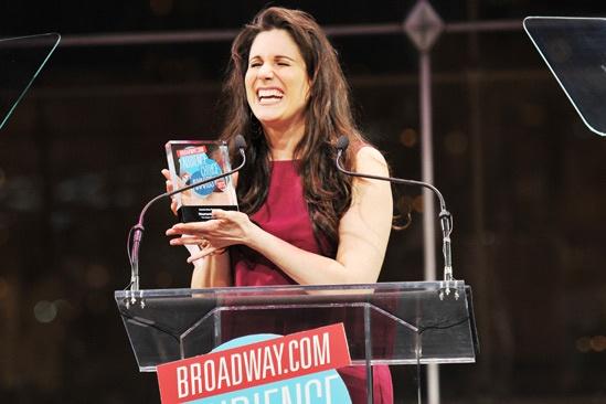 2013 Audience Choice Awards Ceremony — Stephanie J. Block