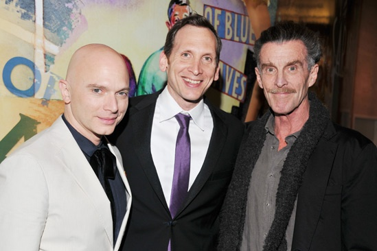 Nikolai and the Others- Michael Cerveris- Stephen Kunken- John Glover