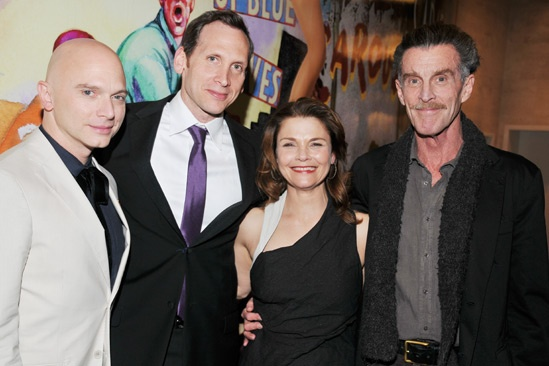 Nikolai and the Others- Michael Cerveris- Stephen Kunken- Kathryn Erbe- John Glover