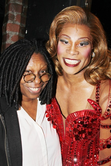 Kinky Boots- Whoopi Goldberg- Billy Porter