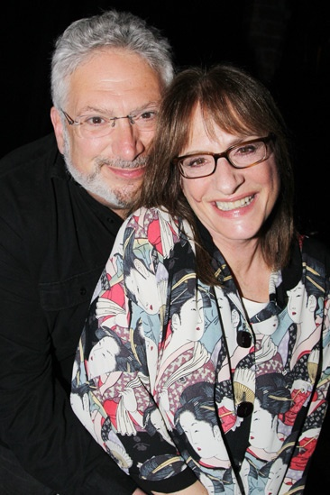 Celebs at Kinky Boots — Harvey Fierstein — Patti LuPone