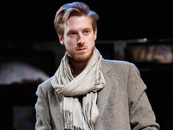 Arthur Darvill and Joanne Christie in 'Once': Show Photos — Arthur Darvill